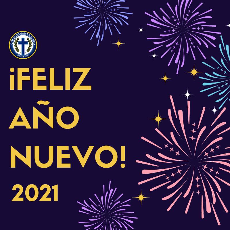 ¡Feliz Año Nuevo! - 30/12