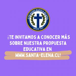 Orientación Vocacional Colegio Santa Elena