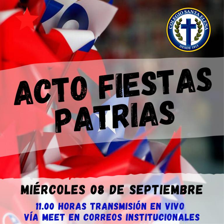 Fiestas Patrias CSE 2021